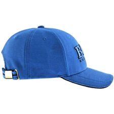 HUGO BOSS Men's Baseball Cap Navy Golf Hat BIG Logo