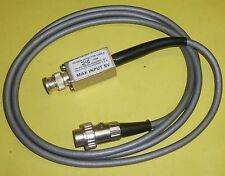 Power detector cable, Pacific measurements pm12868 Max input 5v
