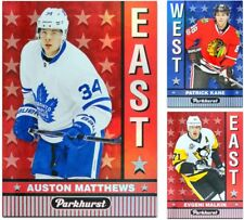 2017-18 Parkhurst East vs. West **** PICK YOUR CARD **** From The Inserts SET