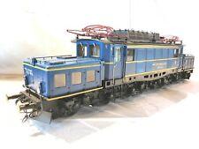 Spur 1 AT E-Lok Krokodil E94 MBW Weserbahn Sondermodell Sound OVP für KM1 Kiss