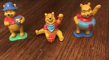 Collectible Winnie The Pooh Figurines Free Postage