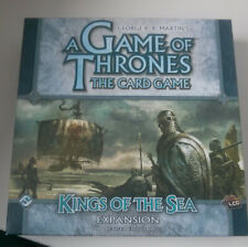 A Game of Thrones Lcg: Kings of the Sea Expansion incomplete