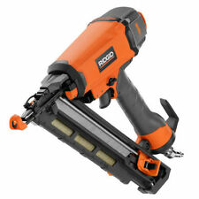 Ridgid 2-1/2 in. 15-Gauge 34 Degree Angled Finish Nailer R250Afe Reconditioned