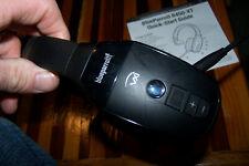 Blue Parrot B450-Xt 204010 Bluetooth Wireless Trucker Cell Phone Headset Parrott