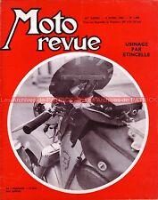 MOTO REVUE 1486 HARDY 250 Cross Spéciale BSA 250 C11 PEUGEOT TB PUCH SG 1960