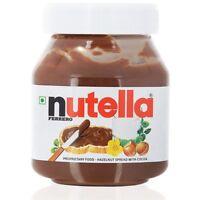 Ferrero Nutella Hazelnut Spread with Cocoa 160 grams 5.6 oz Creamy chocolate