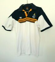 Vintage Brumbies ACT Rugby Jersey Vodafone Super 12 Made Australia CCC Size 14/L
