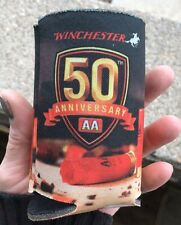 Winchester Ammunition 50th Anniversary Neoprene Coozie Cup