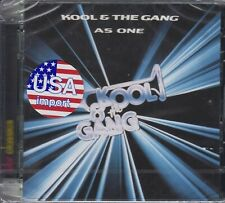 Kool & The Gang Remastered  CD As One incl: Big Fun, Hi de Hi, Hi de Ho 2013