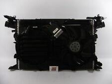AUDI A5 8TA 1.8 TFSI PETROL RADIATOR PACK FAN & COWLING 8K0145805G 8K0121251R