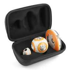 For Sphero Star Wars BB-8 Droid + Force Band Droid Hard Travel Case Carrying Bag