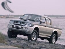 Mitsubishi L200 MK1 WORKSHOP REPAIR SERVICE MANUAL 1996 to 2005 CD ROM