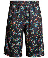 New Under Armour Boys Stunt Printed Shorts MSRP $30.00 and $25.00 Choose Size