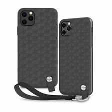 "Moshi Altra Case With Detachable Wrist Strap for iPhone 11 Pro Max 6.5"" Black"
