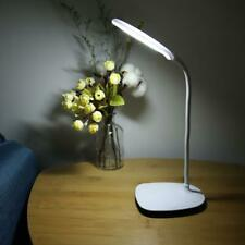 Dimmable Flexible Touch LED Table Desk Lamp Bedside Home Office Reading Light UK