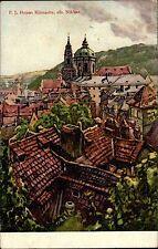 Prag Kleinseite Malá Strana Tschechien Česká AK 1932 Sankt Niklas Kirche Church