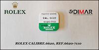ROLEX ORIGINAL CALIBRE.6620, REF.6620-7110