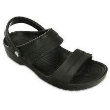 NWT CROCS classic sandals, men's size 13 black FREE USA SHIPPING