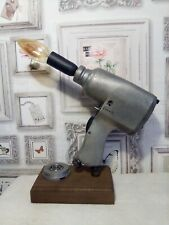 UPCYCLED IMPACT WRENCH LAMP CONVERSION