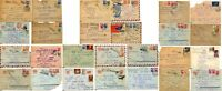 USSR Russia Ukraine USA International Cover Stamps Postage Envelope Collection