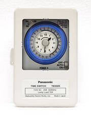 500x Panasonic TB356N TB356 AC110V Time Switch Load=10~20A 0~24hrs 15min on/off