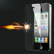 Genuine vetro temperato pellicola anteriore e posteriore proteggi schermo per Apple iPhone 4 4 S