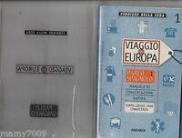VIAGGIO IN EUROPA=PARLO SPAGNOLO=MANUALE DI CONVERSAZIONE RAPIDA=8 FASCICOLI
