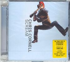 CHRIS CORNELL - SCREAM - CD (NUOVO SIGILLATO)