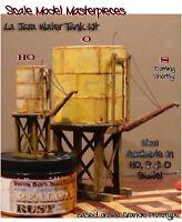 Scale Model Masterpieces/Yorke Rio Grande La Jara Water Tank Kit O/1;48