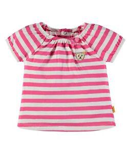 Steiff Shirt Ringel Pink Navy Kids 6833221 Tunika Sommer 2018 Grösse 80 Neu Sale