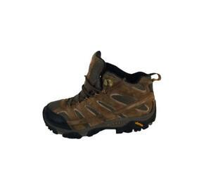 Merrell Men's Mid Waterproof Hiking Boot Earth J06051W SZ 10