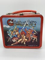 Thunder Cats Vintage Metal Aladdin Lunchbox 1985 READ