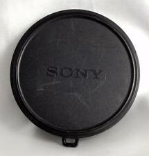 Sony 74.3mm ID PE Push-on Plastic front Lens Cap for 71-72mm front rim