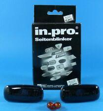 Seitenblinker passend für Audi A2/A3/S3/A4/A6/A8/TT schwarz NEU