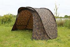 Fox Easy Shelter Camo CUM187 Ruckzuckzelt Zelt Angelzelt Karpfenzelt Tent Bivvy