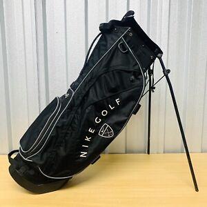 NIKE Slingshot Golf Stand Bag 6-Way Divider (Black) *VGC* FREE POST
