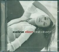Celine Dion - One Heart Cd Ottimo