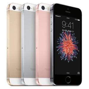 Apple iPhone SE 2016 - 16/32/64/128GB - Unlocked AT&T Verizon T-Mobile Sprint