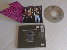 CD ALBUM VIRGIN KILLER SCORPIONS 9 TITRES 1977 SPECIAL PRICE