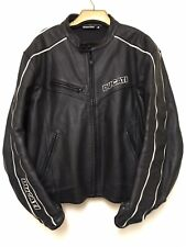 Dainese Ducati Leather Motorcycle Jacket With Armour - Euro Size 62