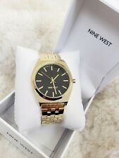 Authentic Nine West Gold Watch