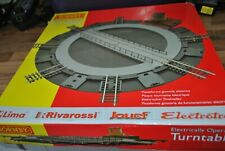 More details for 00 gauge hornby r070 electric turntable - new & boxed