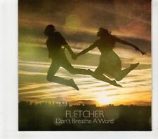 (GT206) Fletcher, Don't Breathe A Word - 2013 DJ CD