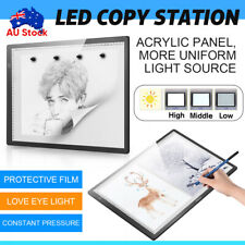 A3 LED Light Box Tracing Drawing Board Art Design Pad Copy Lightbox Day&Light AU