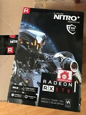 Sapphire AMD Radeon NITRO+ RX 570 8GB MINING Graphics Cards COIN(BRAND NEW SEAL)