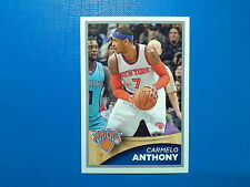 2015-16 Panini NBA Sticker Collection n. 38 Carmelo Anthony Knicks New York