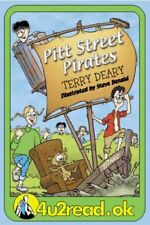 Pitt Street Pirates (4u2read.ok),Terry Deary, Steve Donald