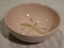Russel Wright Iroquois Casual China Gay Wings Bowl, pink, 5 1/8 diameter