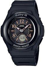 Casio BABY-G BGA-1050B-1 BJF Radio Wave Solar Women's Watch New in Box