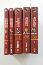 Lot 8 tomes Fairy Tail 1 à 8 VF